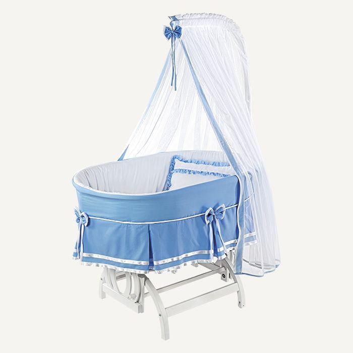 Baby Tech Soylu Beşik Mavi