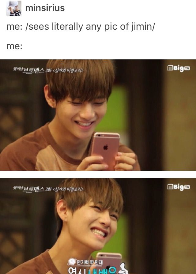 Taehyung is a cutie pie <3