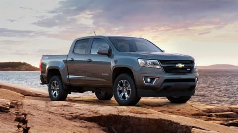 Build Your Own Small Truck: 2016 Colorado | Chevrolet