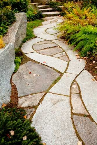 Artistic flagstone by rperiod