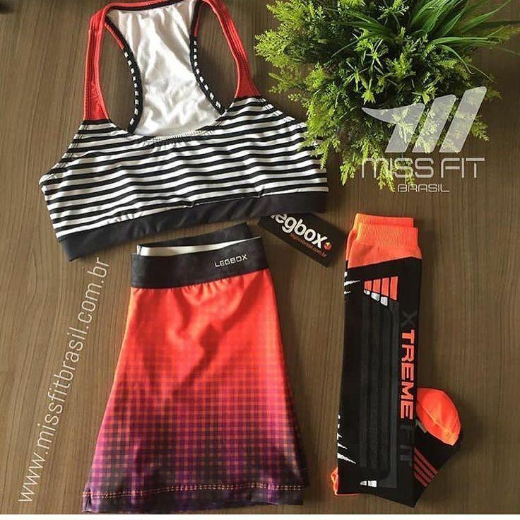 Composição linda e que a gente adora. . Top Listras  Shorts Fade Meião de compressão  . Online link na BIO. Quer comprar pelo direct ou whats?! Só nos chamar.  ___________________________________________  #missfitbrasil #athletikastore #lifestylefitness #lindaatetreinando #amamostreinar #motivacao #fitnessmotivation #mulheresquetreinam  #dedicacao #academia #sejasaudavel  #superacao #mulheresquetreinam #fashionfitness  #estilodevida #musculacaofeminina #zumba #yogalovers #pilates…