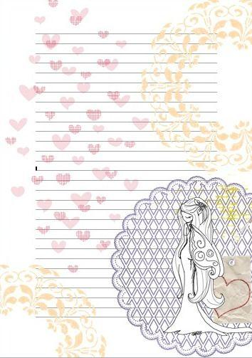 M s de 1000 ideas sobre hojas decoradas en pinterest for Paginas decoradas