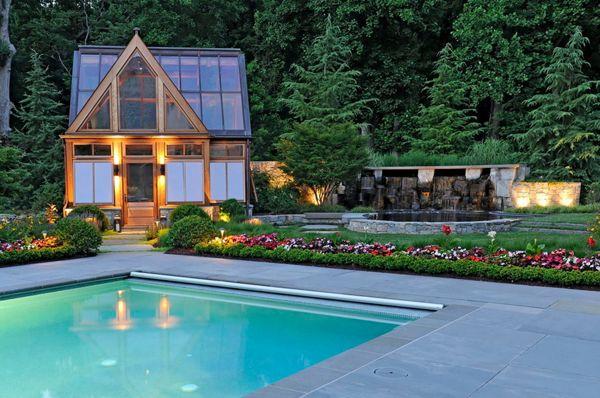 Rustic Modern Greenhouse 4