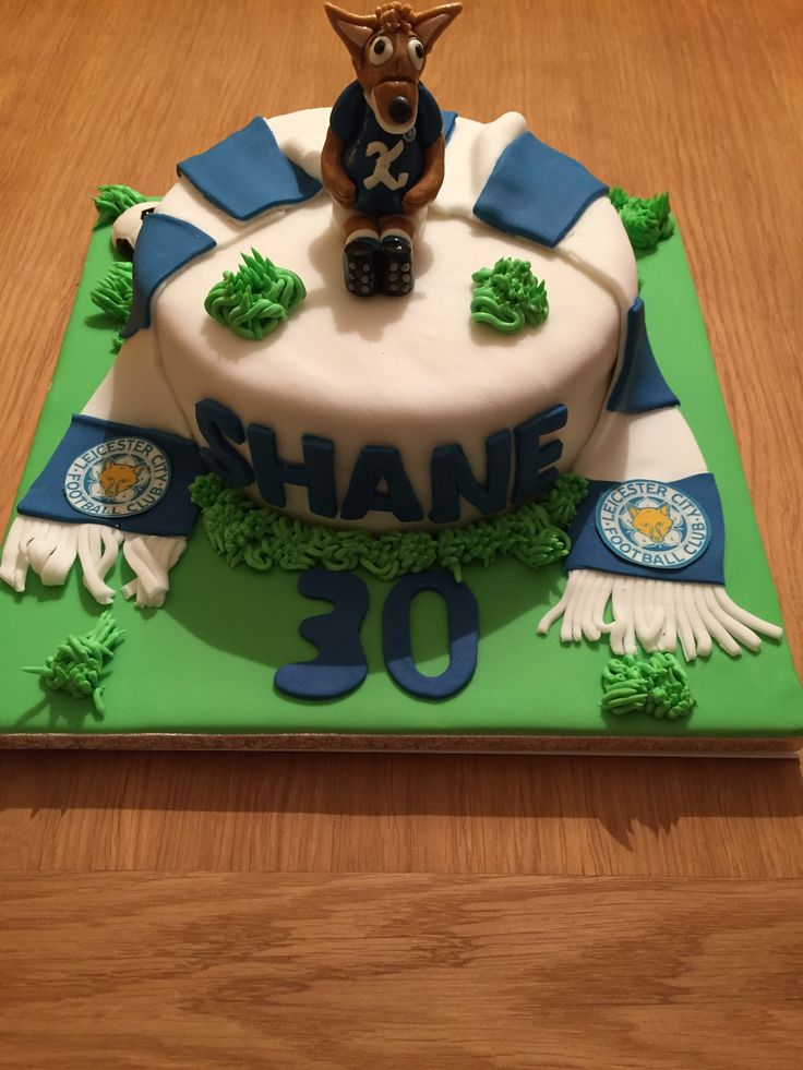 25 best Leicester city cake ideas images on Pinterest City cake