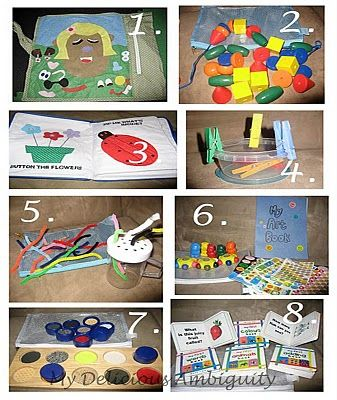 Toddler Activities: Delicious Ambiguous, Toddlers Activities, Bags Activities, Business Bags, Toddlers Business, Toddlers Ideas, Felt Boards, Activities Bags, Bags Ideas
