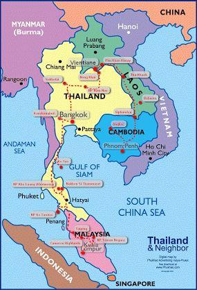 JV ASIE: Malajsie, Thajsko, Laos, Kambodža - Cestopisy Bosna a Hercegovina, Černá Hora, Albánie, Turecko, Gruzie, Rumunsko,...