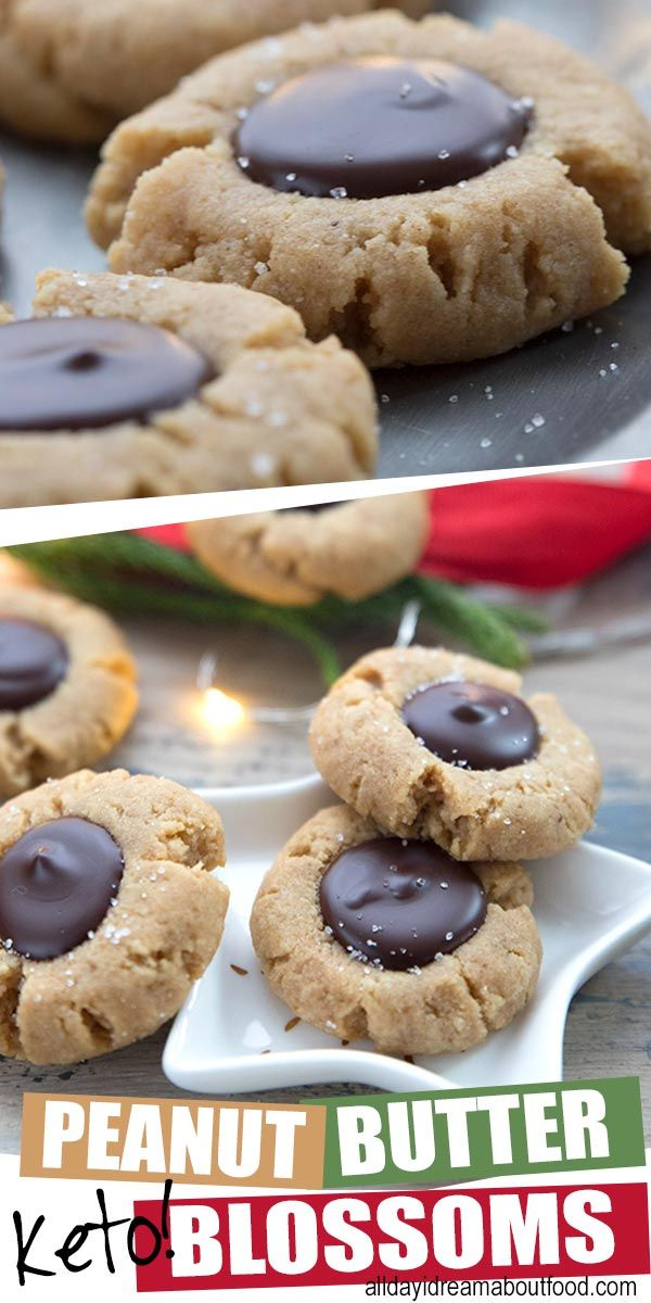 Peanut Blossoms - Low Carb and Gluten-Free