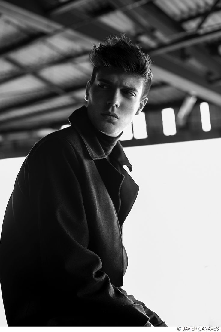 Portrait: Tomas Cifre by Javier Canaves image Tomas Cifre Model 2014 Photos 002
