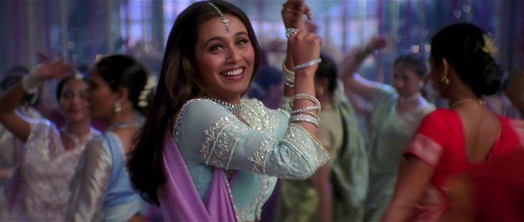 Rani Mukherji as Naina Kapoor in Kabhi Khushi Kabhie Gham ...