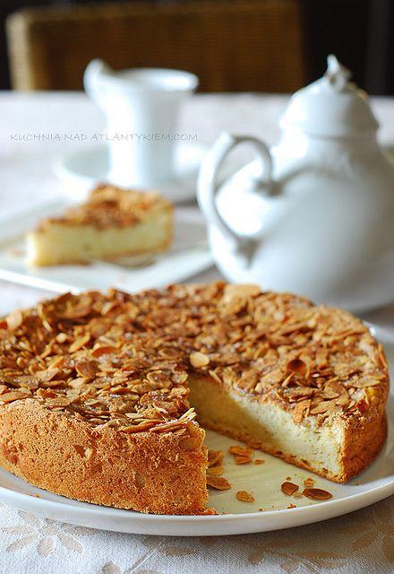 gąbczaste ciasto białkowe