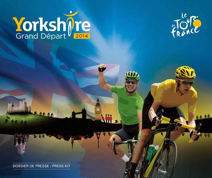 Welcome to Yorkshire 2014 Tour de France Grande Depart