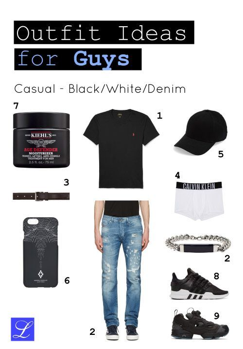 Cool Casual Back to School Outfit Ideas for Guys That Are