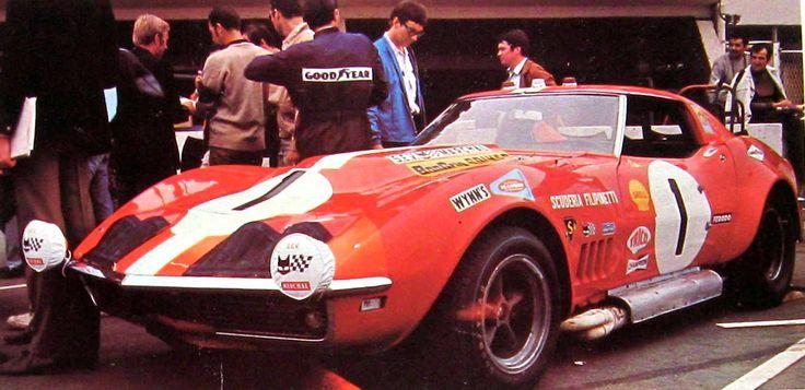 Le Mans Corvette Vintage Corvette Classic Racing Cars Corvette