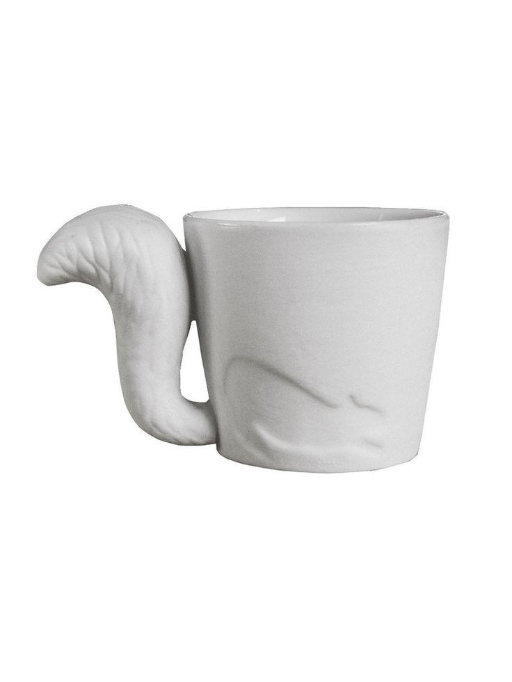 Squirrel Tail Mug