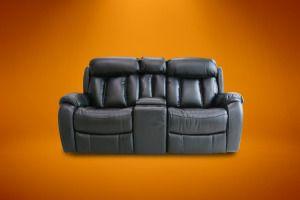 Nuestra increíble silla reclinable Manhatan está de aniversario. ¡Confort que da vida!  #silla #estilo #cuero  www.maderaymuebles.com.co