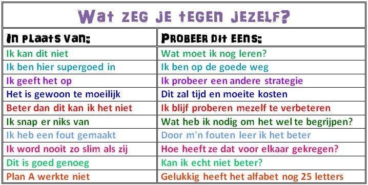 dweck en holmes nederlands - Google zoeken