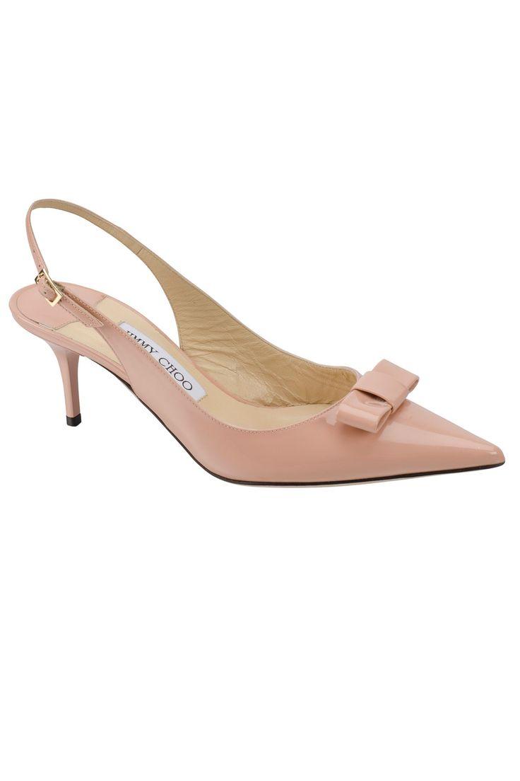 Jimmy Choo Bridal Collection 2013 #weddingshoes #nudeshoes #brides  #courtshoes #JimmyChoo