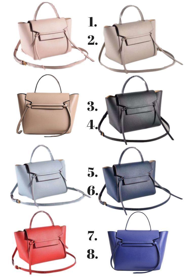 The Ultimate Guide To Celine Handbag Dupes - Get The Luxury Look For Less    Celine Mini Belt Bag Dupe f9e6e8c892