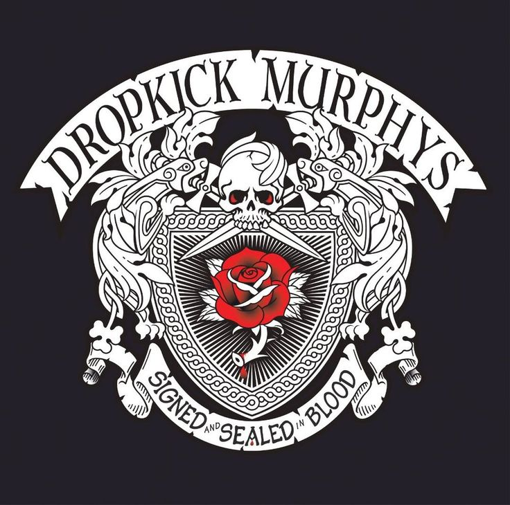 Signed and Sealed in Blood [LP] VINYL Dropkick murphys