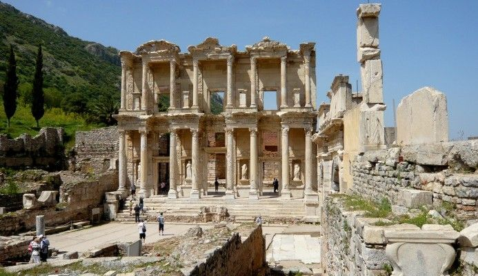 Ephesus and Pamukkale Mini Break