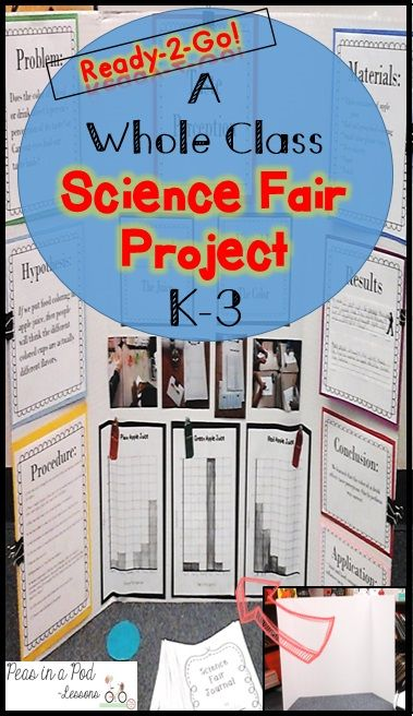 science fair project this science fair experiment provides a ready