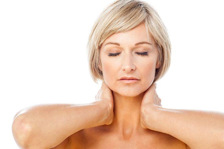 Ststème lymphatique en 8 gestes auto-massage