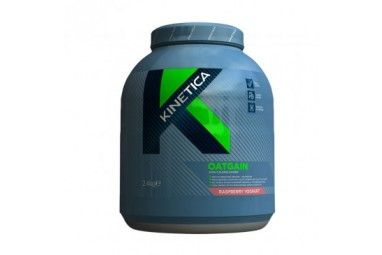 Kinetica Oat Gain 2.4kg + Free Protein Bar Price: WAS £53.99 NOW £37.49