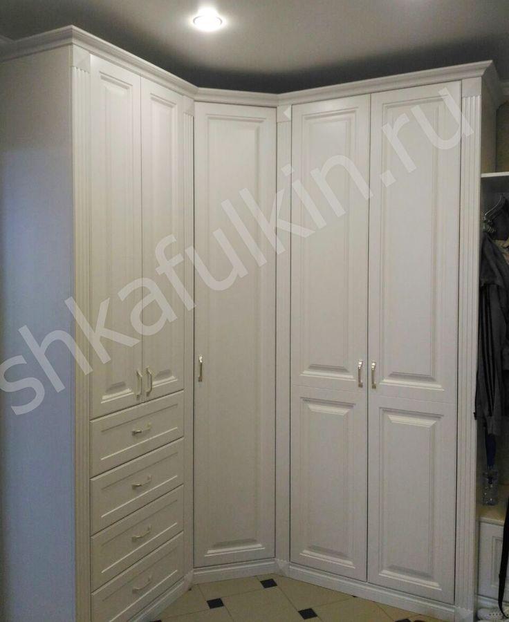 #shkafulkin #design #ideas #furniture #white #светлаямебель #классика #шкафулькин #модерн #стекло #мдф #прихожая