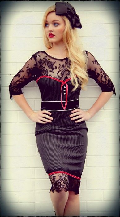 Miss MoneyBags Wiggle Dress - Miss MoneyBags - Collections