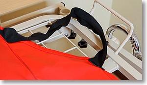 EVAC-Sheet with mattress fixings  Contact Evacuation Chairs Australia: http://www.evacuationchairs.com.au/ Bus: +61 3 9001 5806 | 1300 669 730