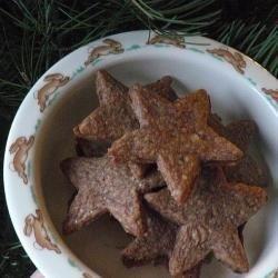 Leckere Schokoplätzchen (Nussplätzchen), die mit Nutella gefüllt werden. Super für Weihnachten oder den Advent. Das Rezept gibts auf Allrecipes Deutschland http://de.allrecipes.com/rezept/5433/pl-tzchen-mit-nutella-f-llung--mondscheinerl-.aspx