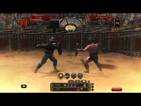 Gladiators Online [2015] RAW Death Before Dishonor 3 - Gladiators Online [Death Before Dishonor] is a Free to play Combat management MMO blood sport Game that makes players the owner of a gladiator team in ancient Rome