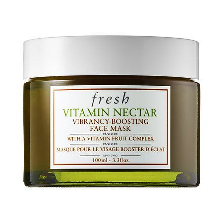 Highly recommend this mask. Fresh - Vitamin Nectar Vibrancy-Boosting Face Mask #sephora