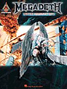 Megadeth - United Abominations (Softcover)