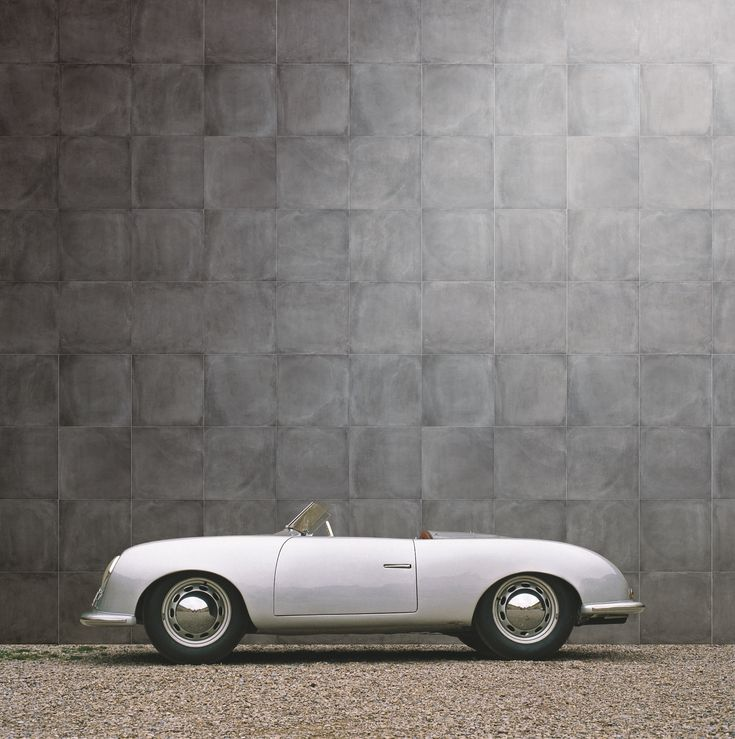 Indigo from One Collection: let's have a road trip! #design #vintage #surface #tile