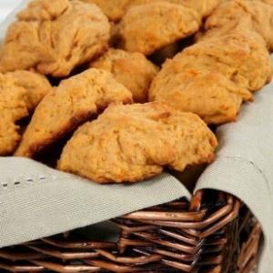 sweet potato biscuits | gluten free baking | Pinterest