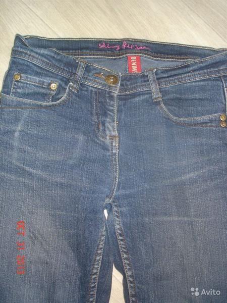 Деним джинсы подростковые купить