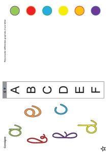 logico lettres chez camille