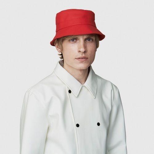Beckholmen Hat Red