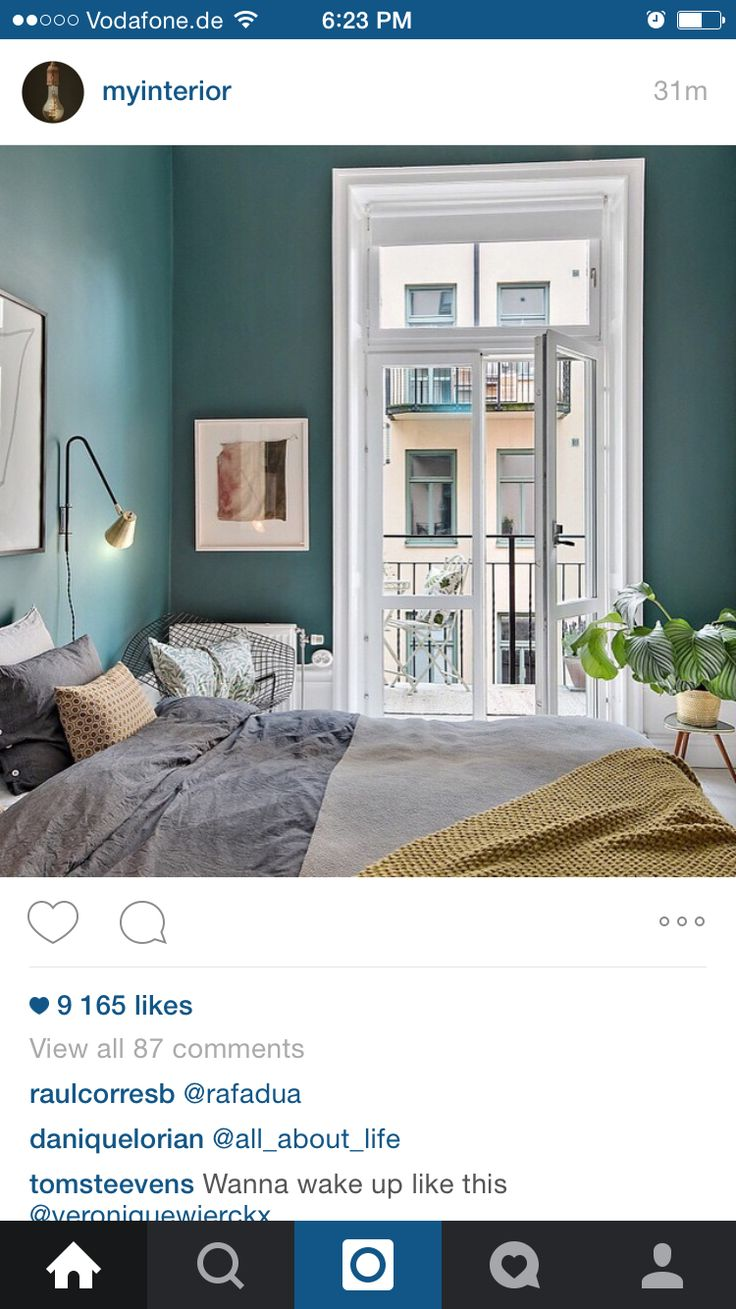Like wall colour with white window frames