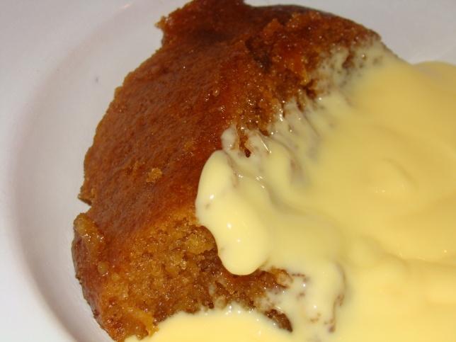 Amarula Malva Pudding njam