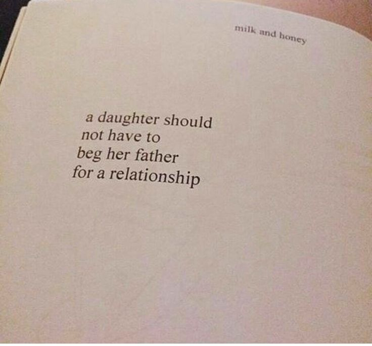 A daughter