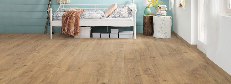 HARO Laminate floor TRITTY 75  Plank 1-Strip 4V Oak Portland Nature* authentic