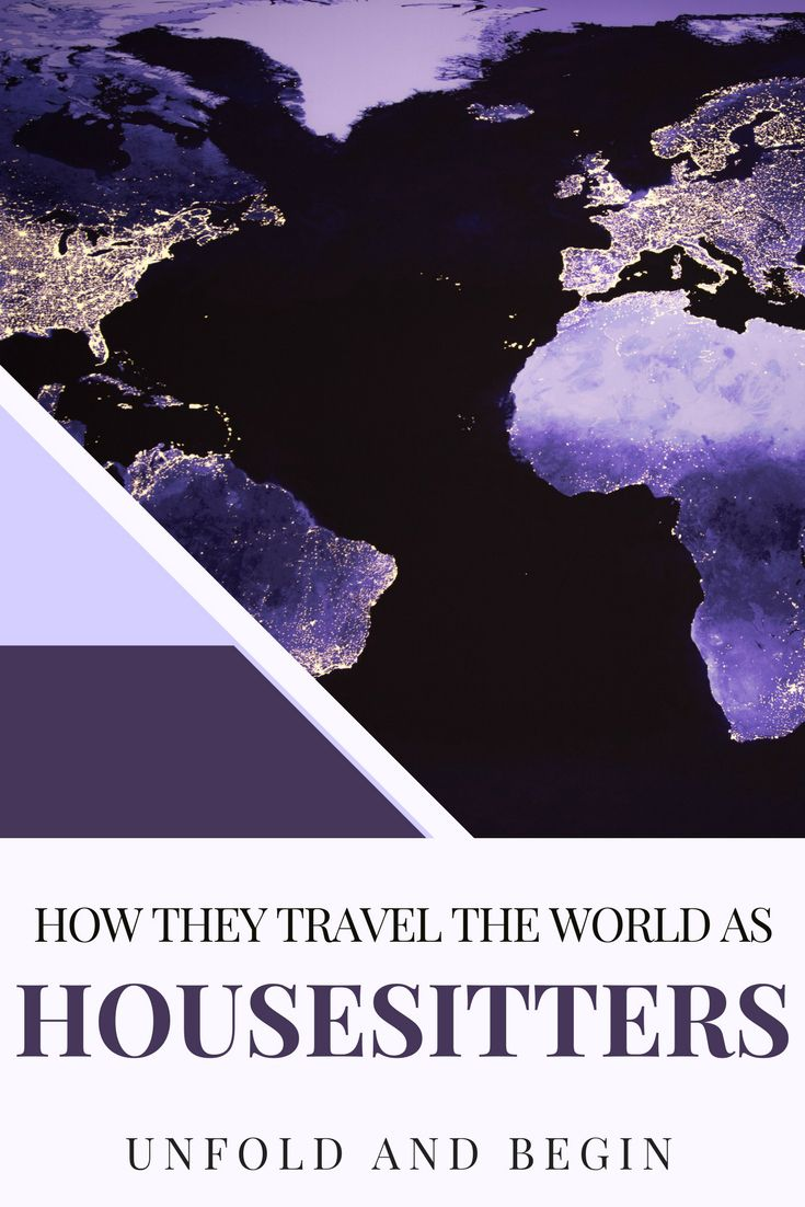 Suzanne and her husband love to travel and we're going to find out how they travel the world as housesitters and how you can do it too! UnfoldAndBegin.com via @https://www.pinterest.com/UnfoldAndBegin/