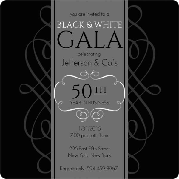 best 25  gala invitation ideas on pinterest