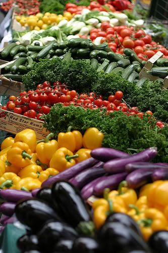 Farmers Market |Pinned from PinTo for iPad|