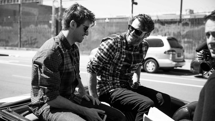 11:04 AM PDT 6/12/2017  by   Stephanie Chan       The EDM duo have been named global brand ambassadors for Tommy Hilfiger menswear.  The Chainsmokers — the EDM duo comprised of Alex Pall and Andrew Taggart — are joining Tommy Hilfiger's crew. The American fashion house announced Monday...