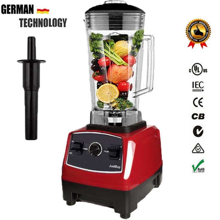 Cheap blender professional, Buy Quality commercial blender directly from China powerful blender Suppliers: NO.1 Quality BPA free 3HP 2L Heavy Duty Commercial Blender Professional Power Blender Mixer Juicer Food Processor Japan Blade