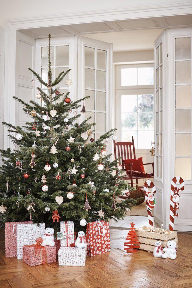 Gifi Decouvrez Les 6 Collections Tendances Pour Noel Decoration Noel Deco Noel Sapin Sapin De Noel