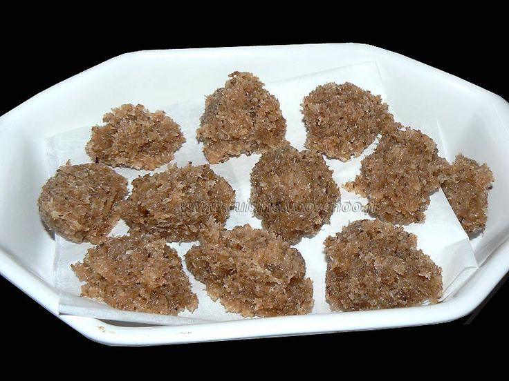Palets philippins à la noix de coco                                                                                                                                                                                 Plus